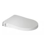 Maro D'Italia FP104 - Siège de toilettes avec bidet intégré (sans électricité)