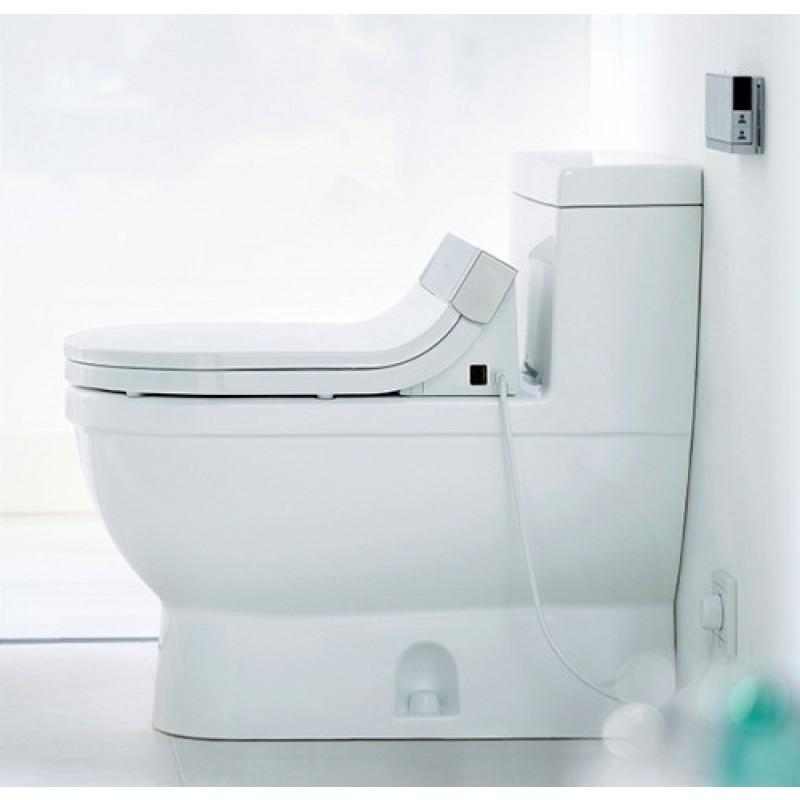 Duravit Sensowash Starck Electric Bidet Toilet Seat