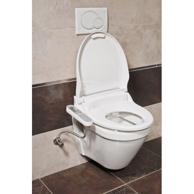 daewon dib 330 electric toilet bidet seat. Black Bedroom Furniture Sets. Home Design Ideas