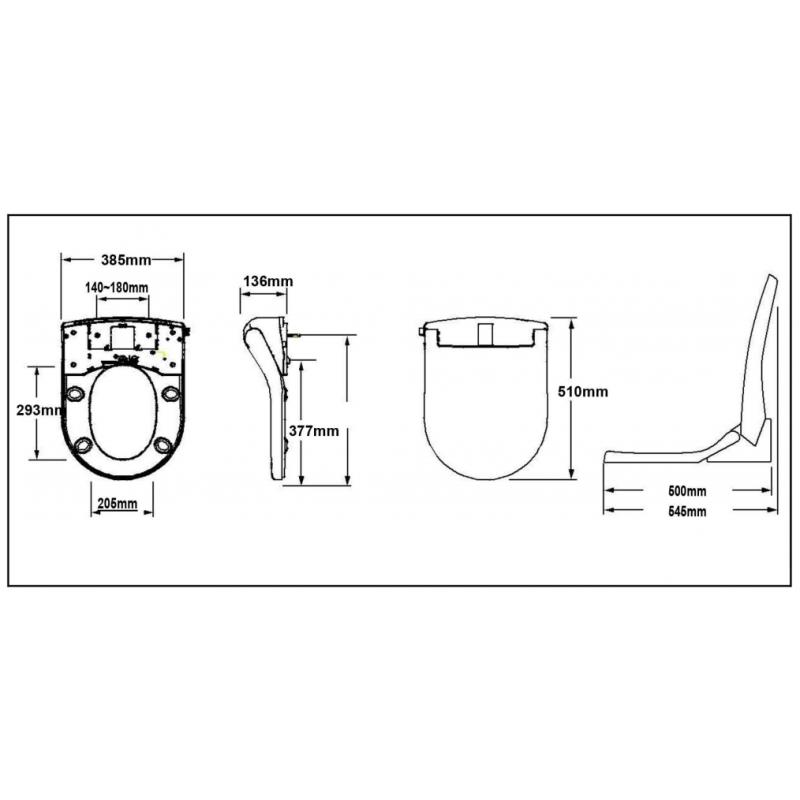 hauteur d un wc suspendu elegant hauteur d un wc suspendu. Black Bedroom Furniture Sets. Home Design Ideas