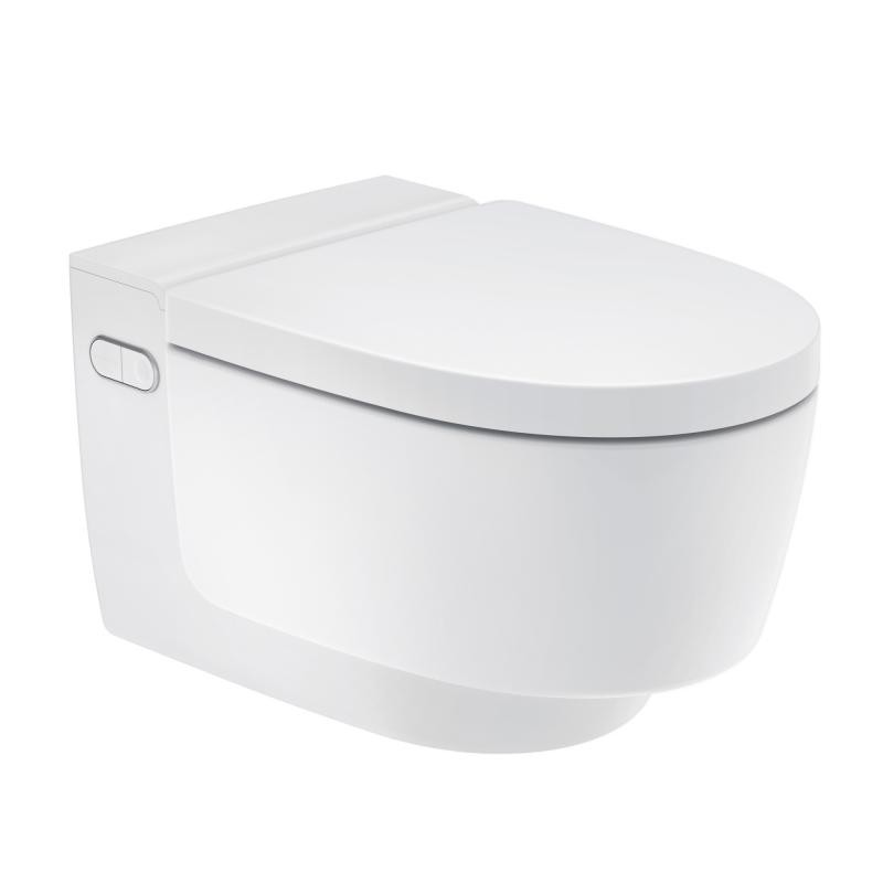 geberit aquaclean mera wc japonais suspendu fermeture amortie 146210111. Black Bedroom Furniture Sets. Home Design Ideas