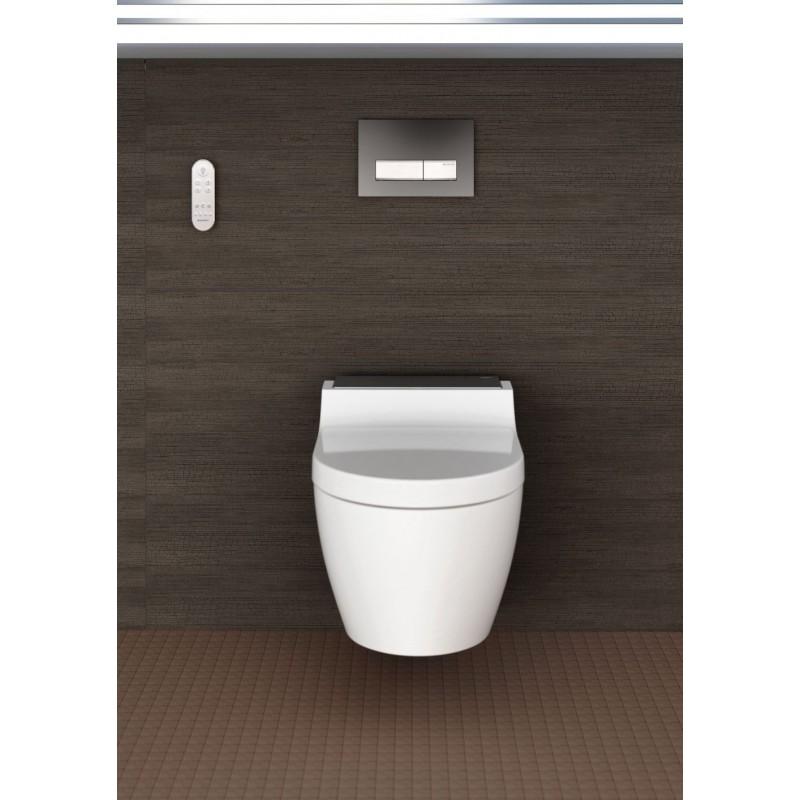 Cuvette wc avec douchette elegant cuvette wc avec - Wc avec douchette ...