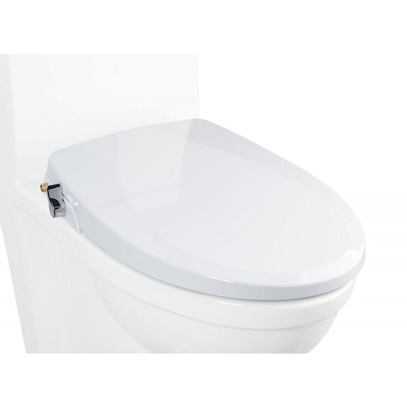 Wc avec douchette affordable egoeraureg kit hygine wc - Wc avec douchette ...