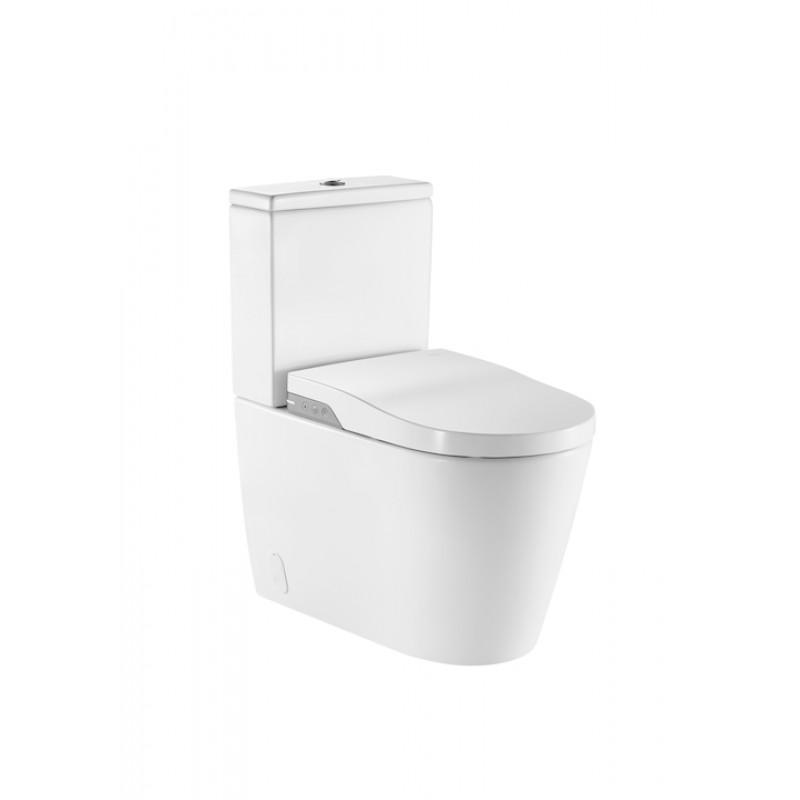 Roca In-Wash Inspira - WC lavant au sol à évacuation duale ...
